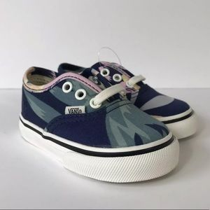 Vans Authentic Vintage Floral Sneakers